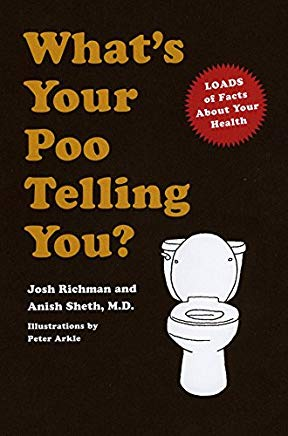 What's Your Poo Telling You? Cover