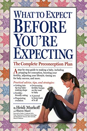 What to Expect Before You're Expecting Cover