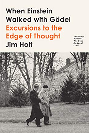 When Einstein Walked with Gödel: Excursions to the Edge of Thought Cover