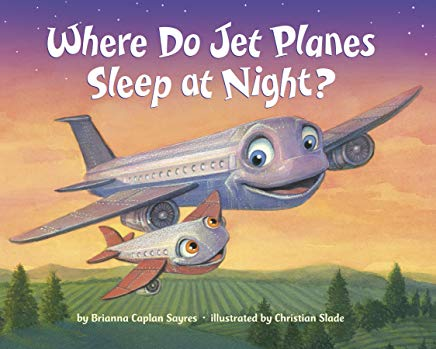 Where Do Jet Planes Sleep at Night? Cover