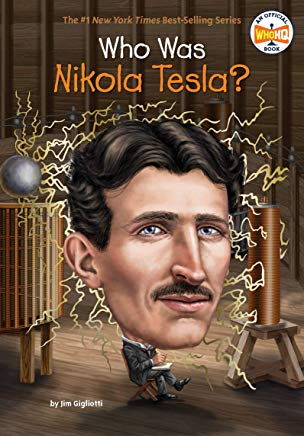 Who Was Nikola Tesla? Cover
