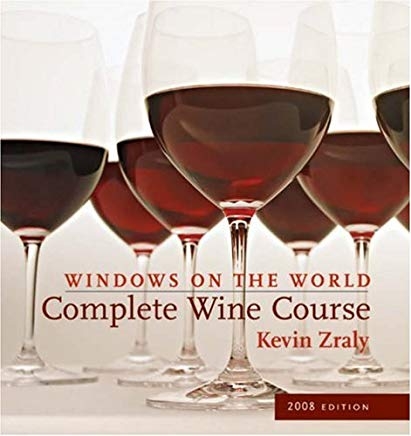 Windows on the World Complete Wine Course: 2008 Edition Cover