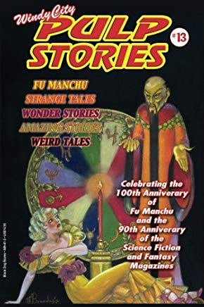 Windy City Pulp Stories No.13 Cover