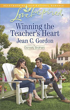 Winning the Teacher's Heart (The Donnelly Brothers) Cover