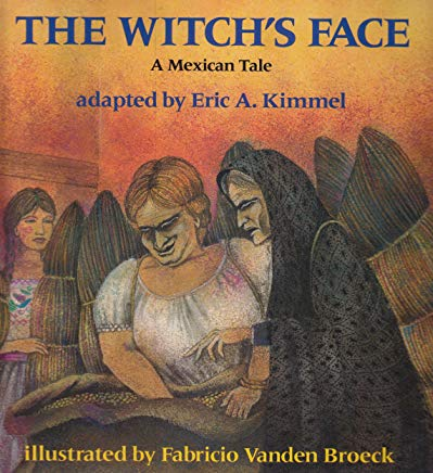 Witch's Face Cover
