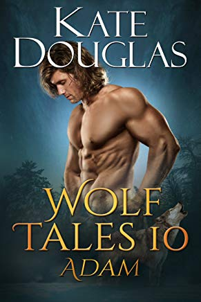 Wolf Tales 10: Adam Cover