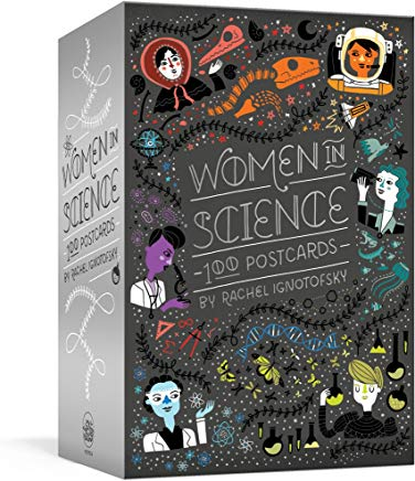 Women in Science: 100 Postcards Cover