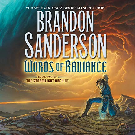 Words of Radiance: The Stormlight Archive, Book 2 Cover