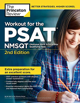 Workout for the PSAT/NMSQT, 2nd Edition (College Test Preparation) Cover