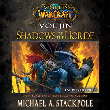 World of Warcraft: Vol'jin: Shadows of the Horde Cover