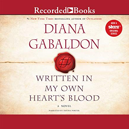 Written in My Own Heart's Blood: Outlander, Book 8 Cover