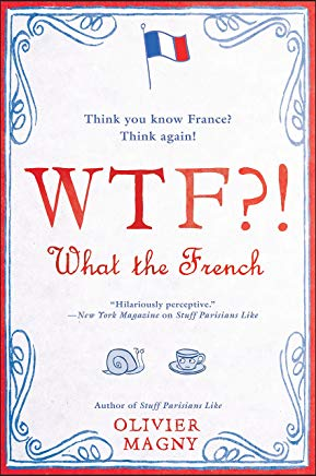 WTF?!: What the French Cover