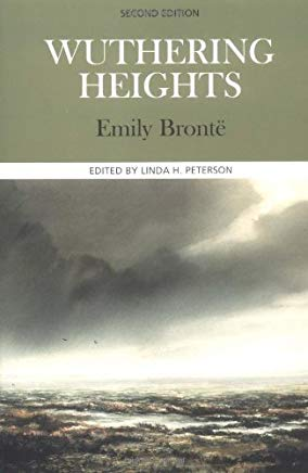 Wuthering Heights (Case Studies in Contemporary Criticism) Cover