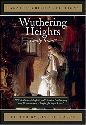 Wuthering Heights: Ignatius Critical Editions Cover
