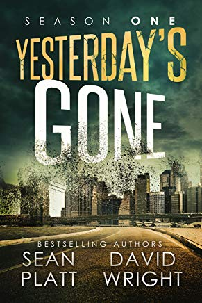 Yesterday's Gone: Season One Cover